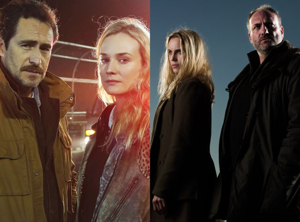 TV Remakes, The Bridge