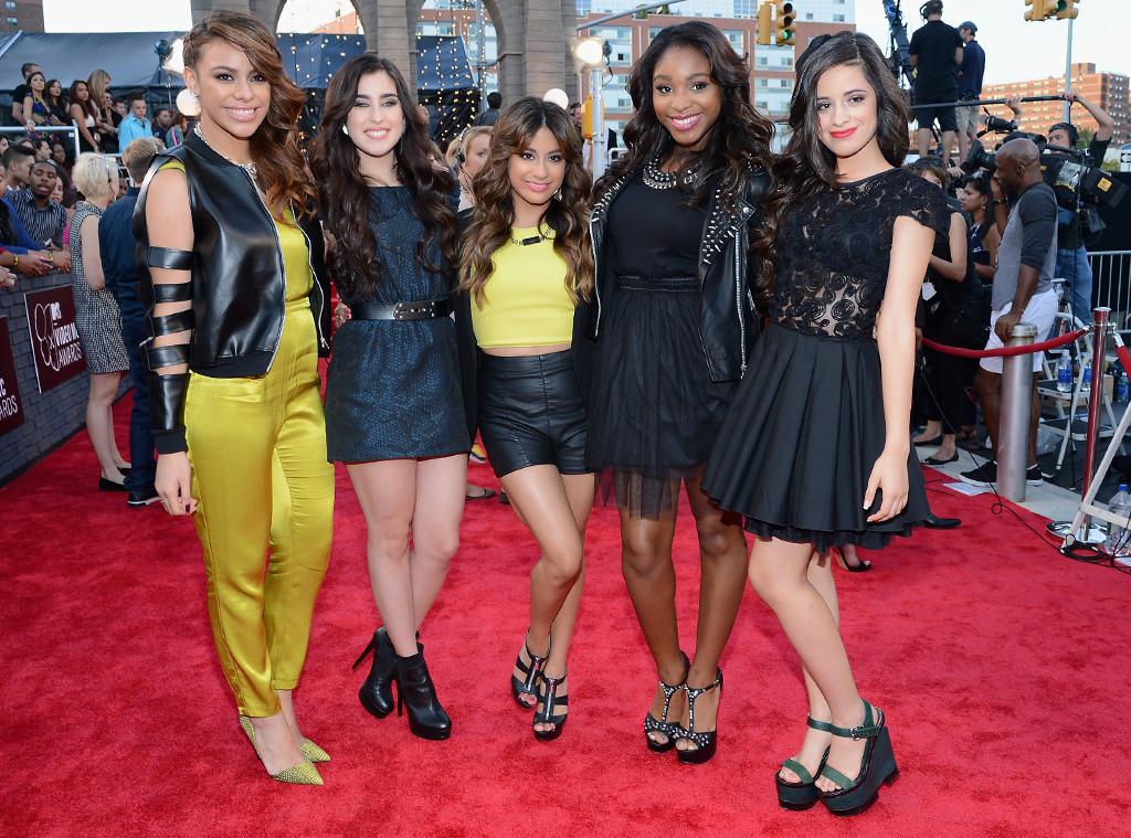 Dinah Jane Hansen, Lauren Jauregui, Ally Brooke, Normani Kordei, Camila Cabello, Fifth Harmony, VMA's