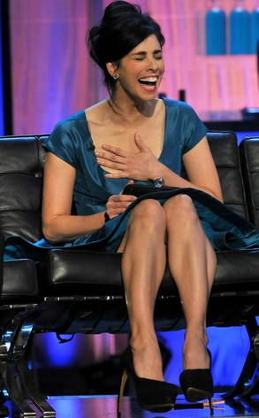 Sarah Silverman, The Comedy Central Roast of James Franco
