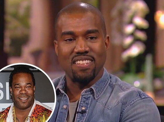 Kanye West, Busta Rhymes