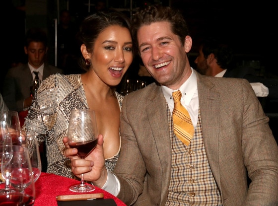 Matthew Morrison, Renee Puente, The Comedy Central Roast of James Franco