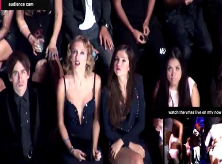 Taylor Swift, Selena Gomez, VMAs