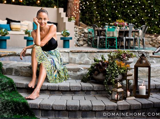 Nicole Richie, Domaine Home