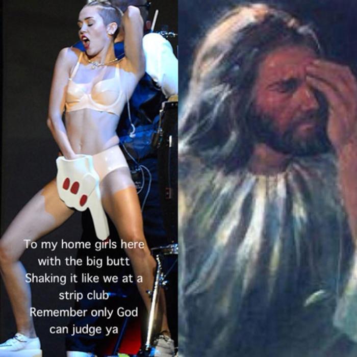Miley Cyrus Meme