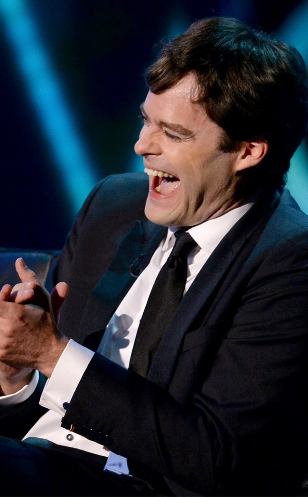 Bill Hader, The Comedy Central Roast of James Franco