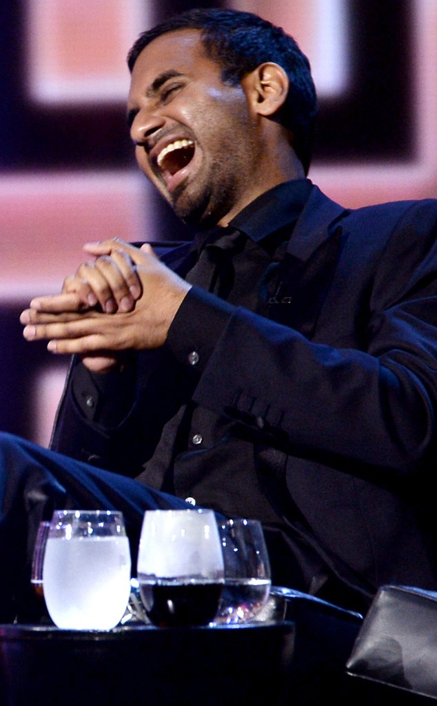 Aziz Ansari, The Comedy Central Roast of James Franco