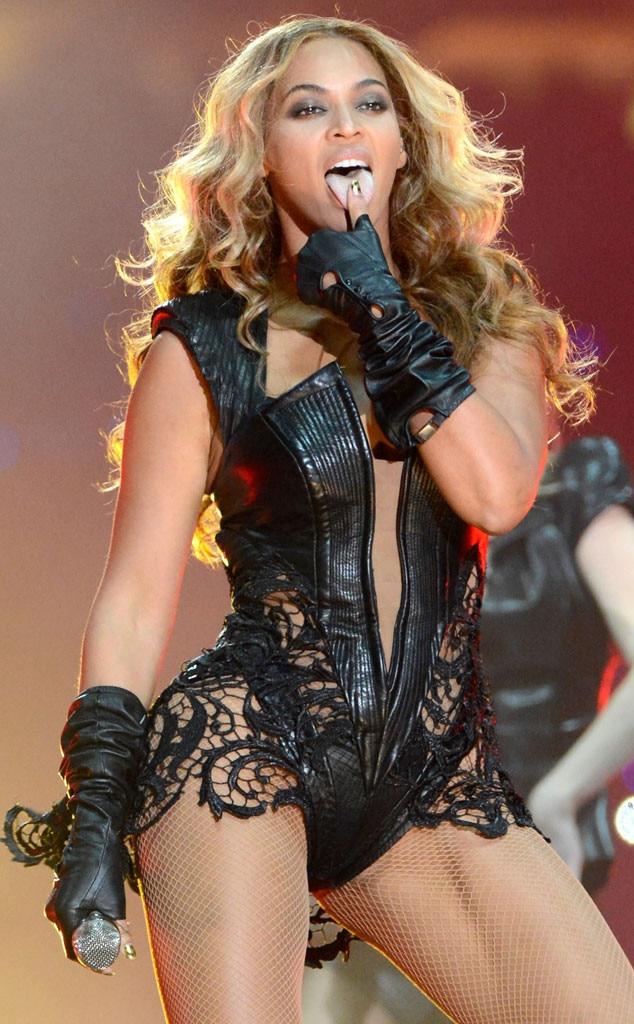 Beyonce, Tongue