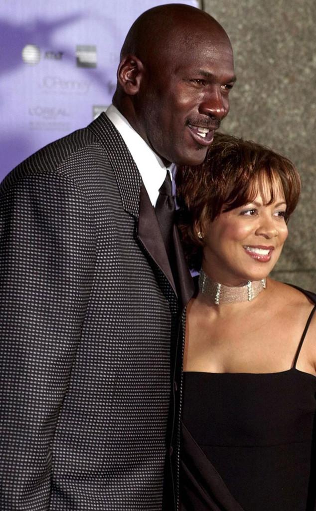 Michael Jordan & Juanita Vanoy Jordan from Celebrities ...