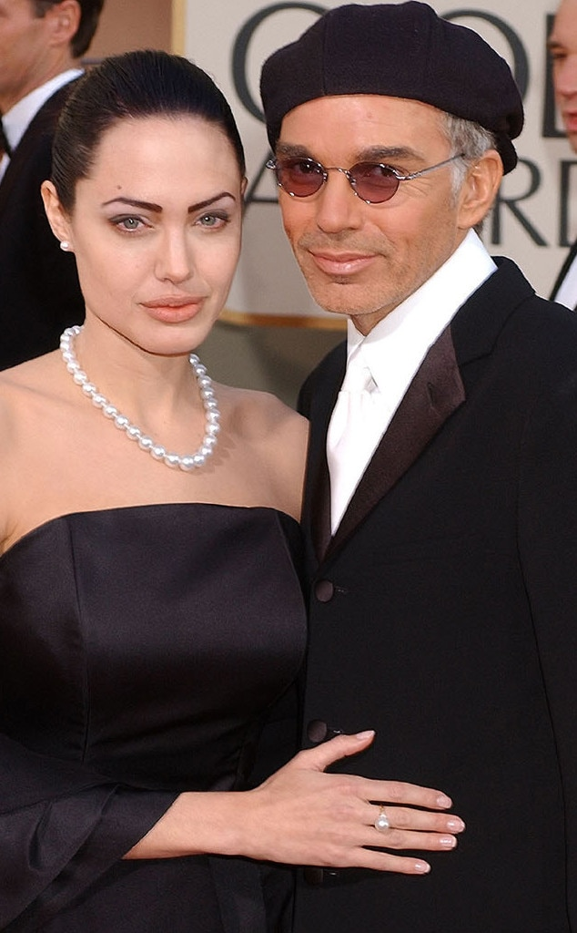 Billy Bob Thornton, Angelina Jolie, Vegas Weddings