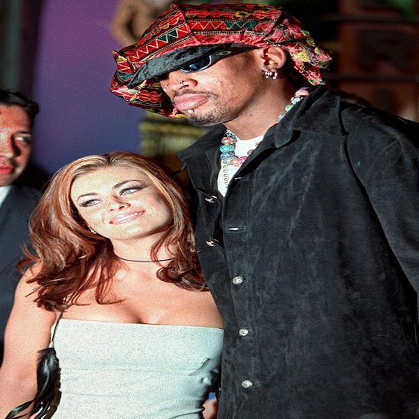 Carmen Electra & Dennis Rodman from Celebrities Married in ...