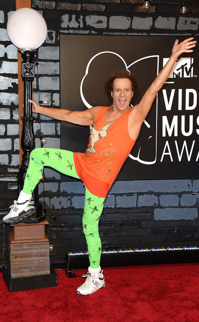 Richard Simmons, VMAS, 8/13
