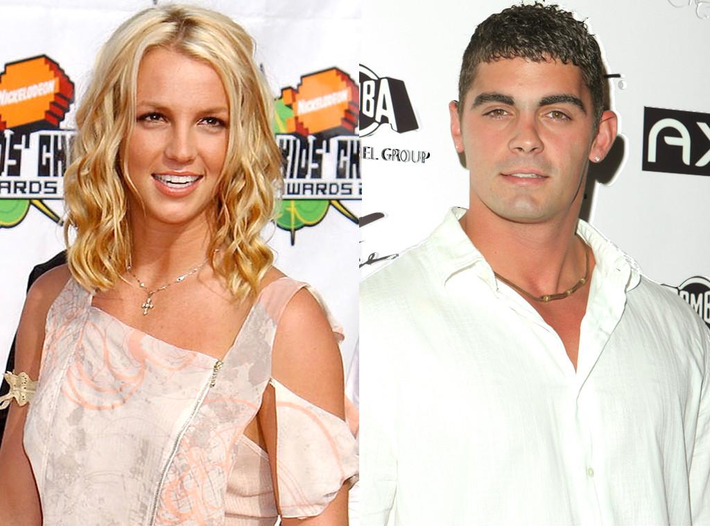 Britney Spears, Jason Alexander, Vegas Weddings