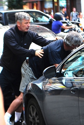Alec Baldwin, Fight