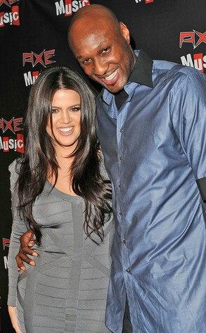Khloe Kardashian, Lamar Odom