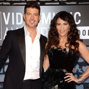 Robin Thicke Brothers And Sisters Paula Patton and Robin...