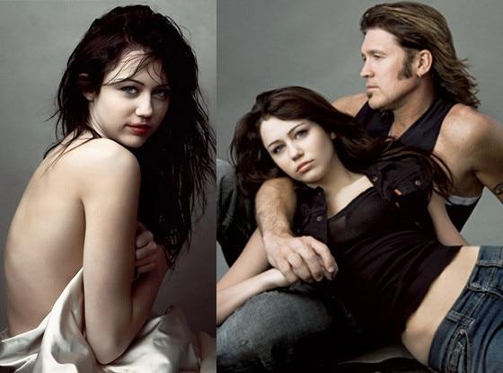 Miley Cyrus, Vanity Fair