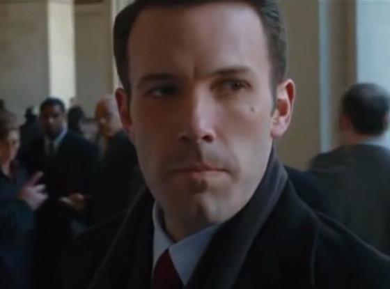 Ben Affleck, Fan Made Batman Video