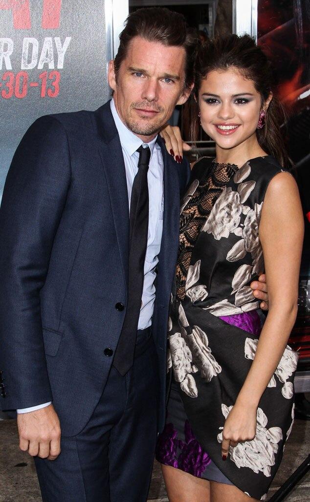 Ethan Hawke, Selena Gomez