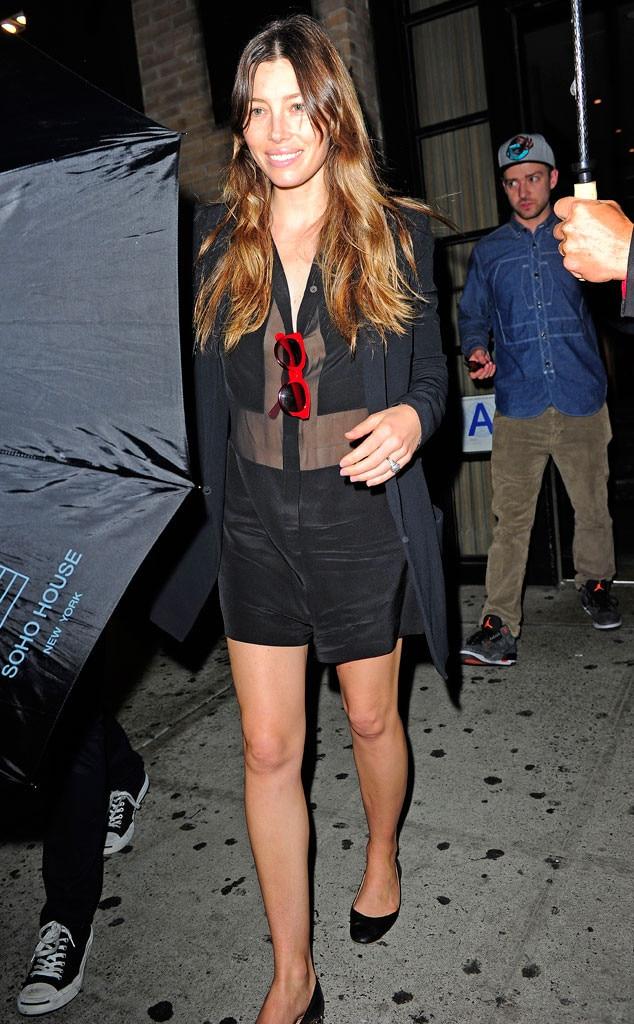 Jessica Biel, Justin Timberlake