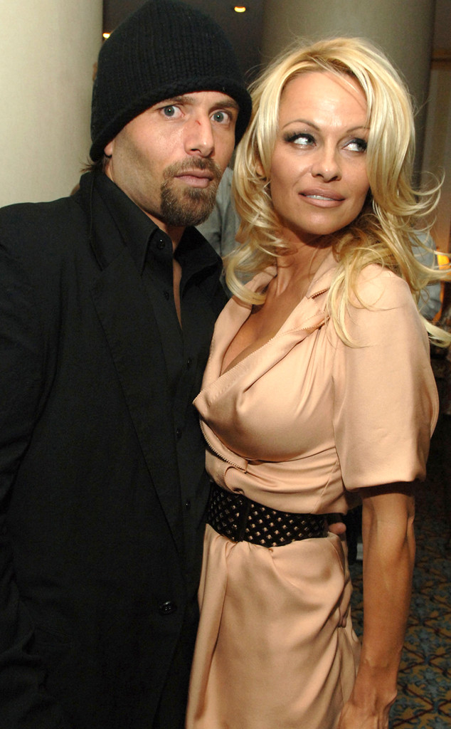 Rick Salomon, Pamela Anderson, Vegas Weddings