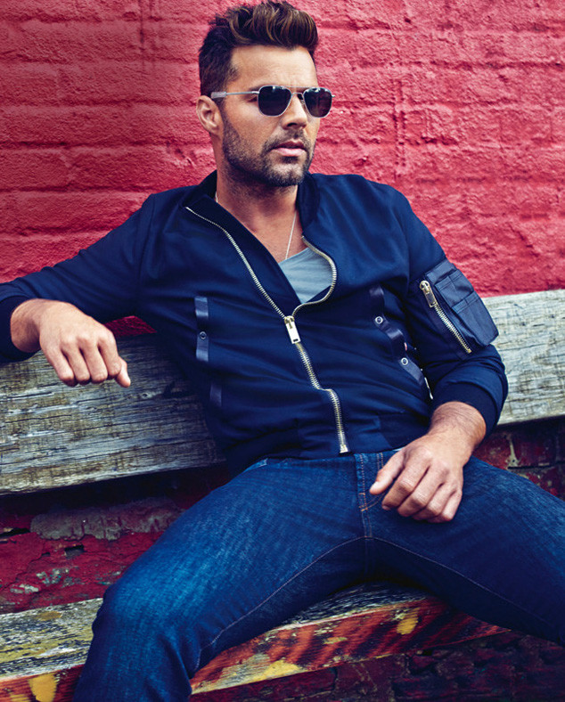 Ricky Martin, GQ Australia