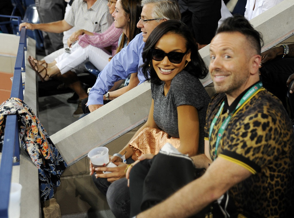 Selita Ebanks, US Open