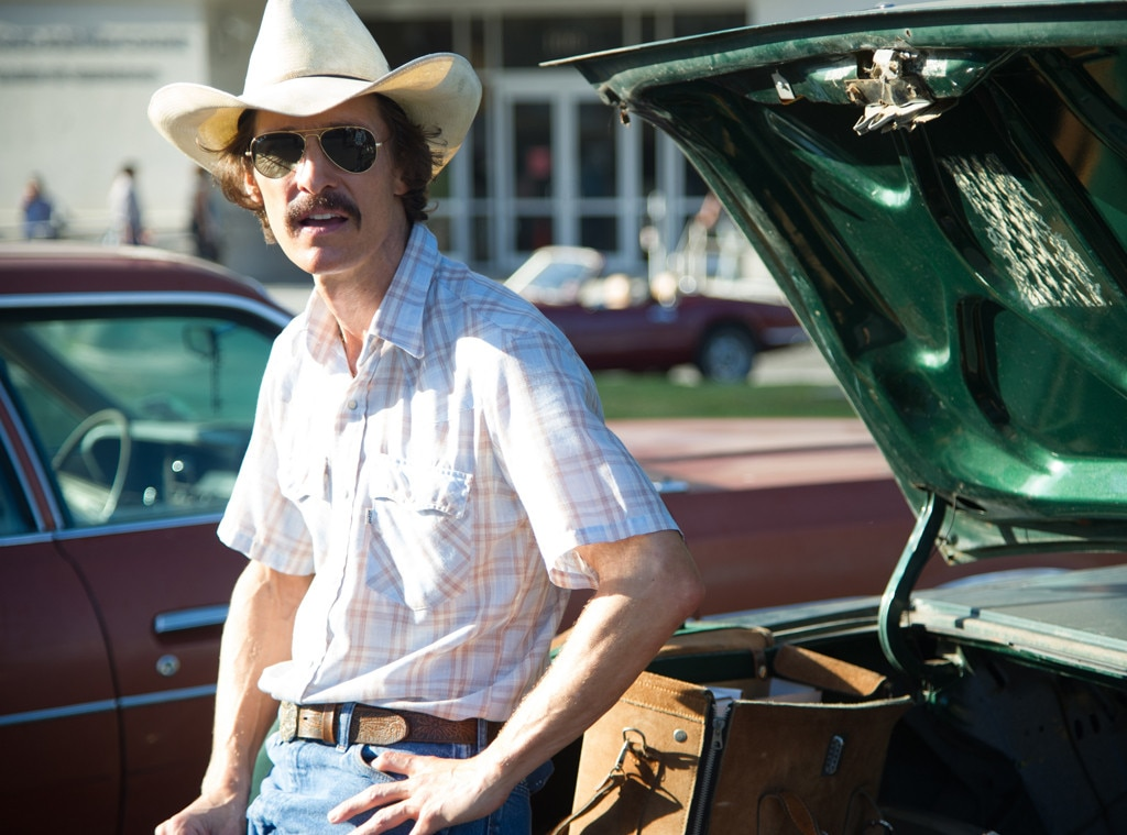 Matthew McConaughey, The Dallas Buyers Club
