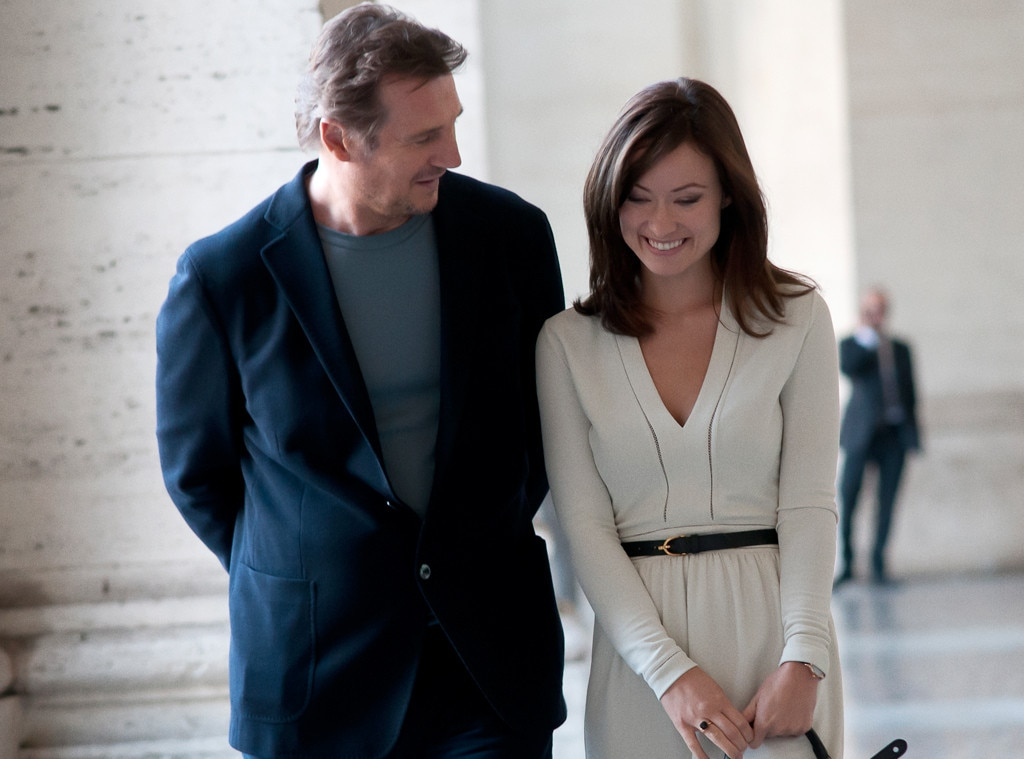 Liam Neeson, Olivia Wilde, Third Person