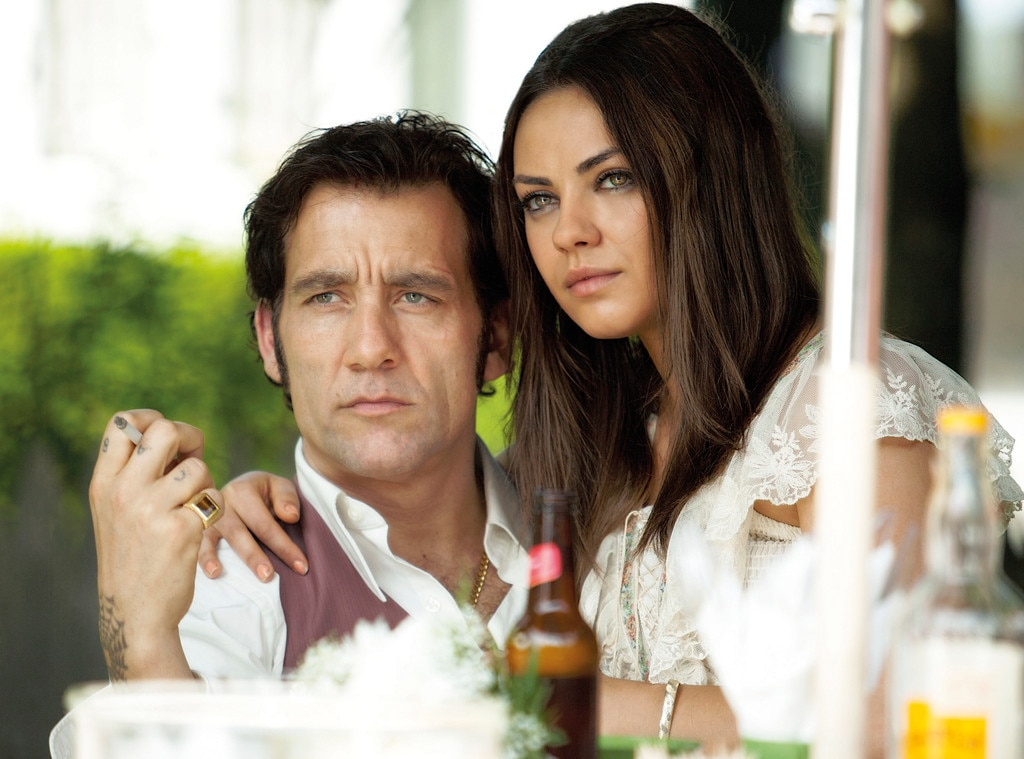 Clive Owen, Mila Kunis, Blood Ties