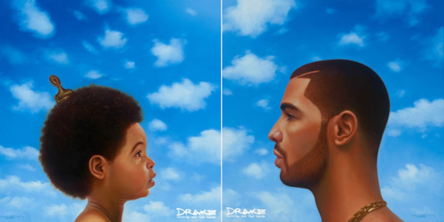 Drake, Album Cover