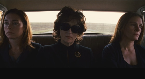 August Osage County, Meryl Streep, Julia Roberts