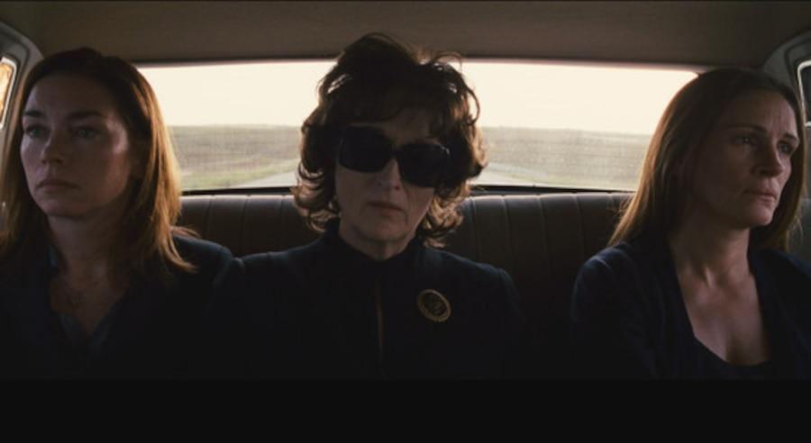 August Osage County, Meryl Streep, Julia Roberts