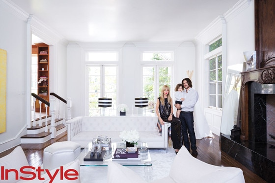 Rachel Zoe, Closet InStyle Magazine September Issue