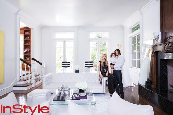 Rachel Zoe, Closet InStyle Magazine September Issue