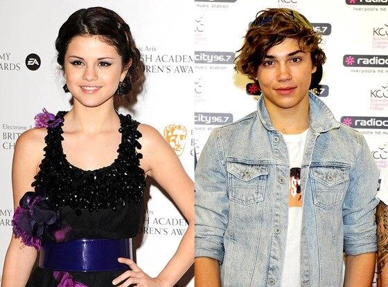 George Shelley, Selena Gomez
