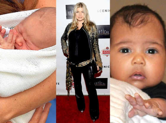 Prince George, Fergie, North West,