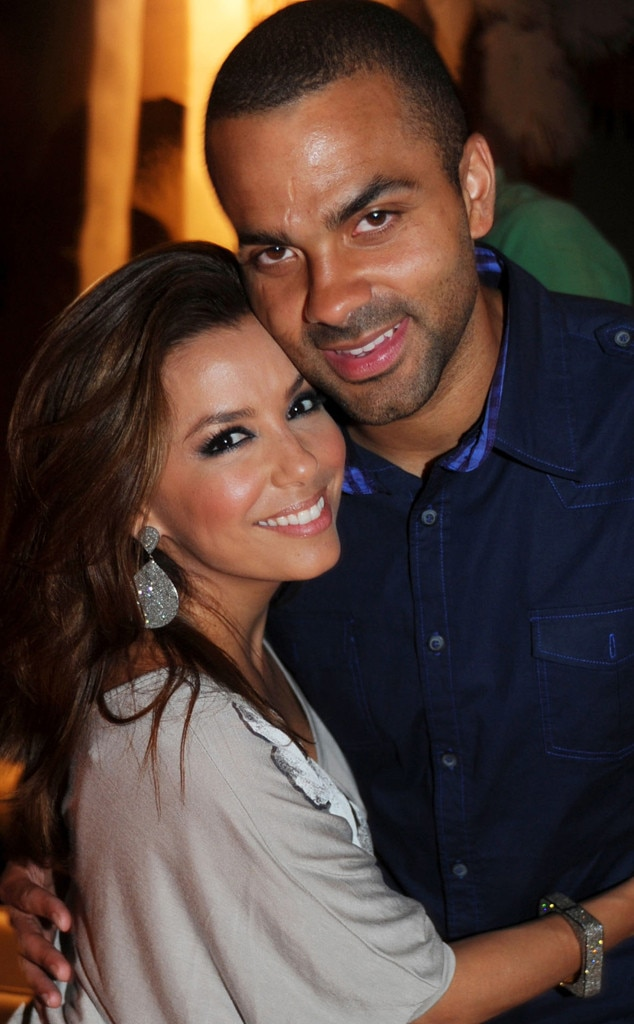 Eva Longoria Amp Tony Parker From Most Surprising Celeb