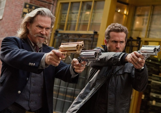 Jeff Bridges, Ryan Reynolds, RIPD