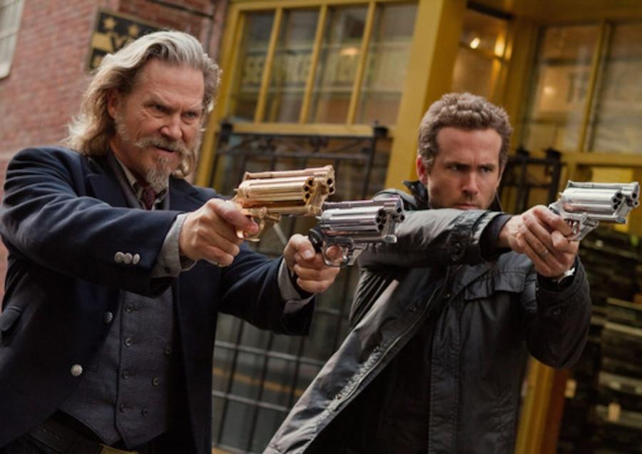 Jeff Bridges, Ryan Reynolds, RIPD