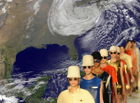 New York Fashion Week, Hurricane