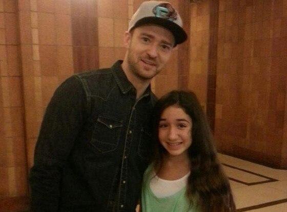 Justin Timberlake, Giana DiLascio