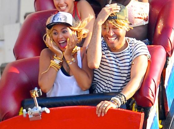Beyonce, Coney Island