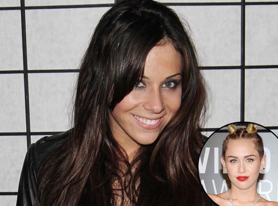 Mandy Jiroux, Miley Cyrus
