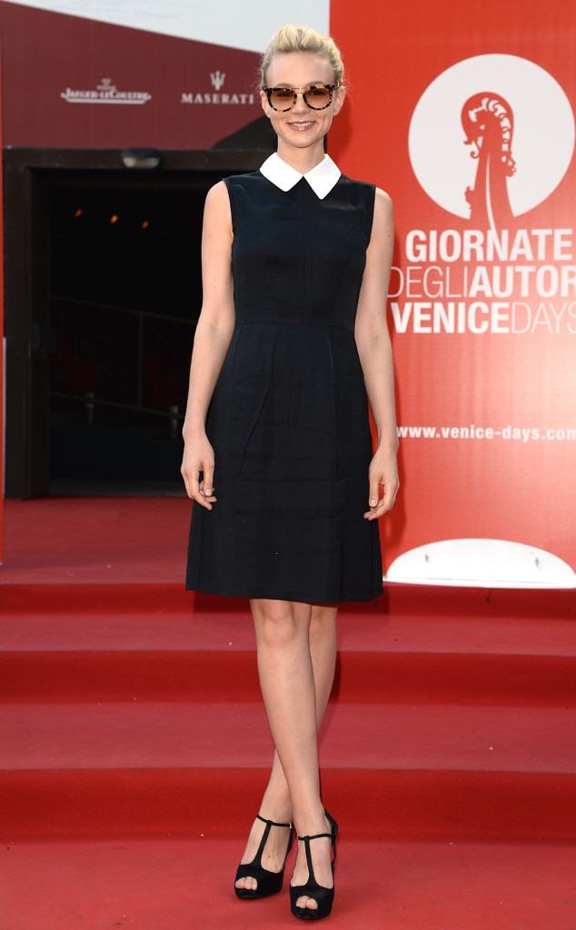 Carey Mulligan, Venice