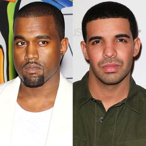 Drake, Kanye West