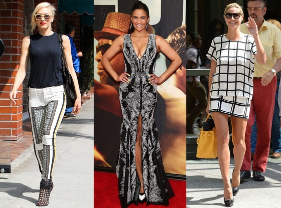 Gwen Stefani, Paula Patton, Heidi Klum, Best of Summer