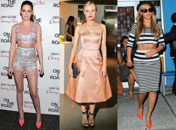 Kristen Stewart, Diana Kruger, Beyonce, Best of Summer