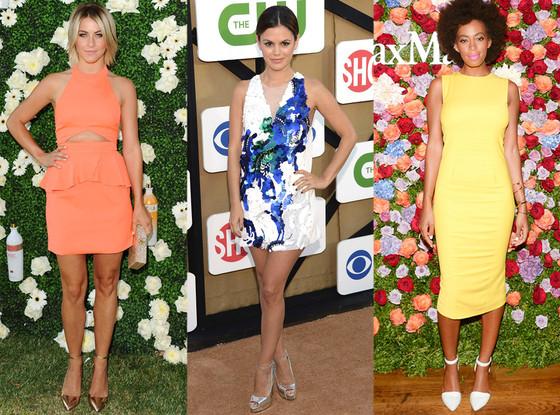 Julianne Hough, Rachel Bilson, Solange Knowles, Best of Summer
