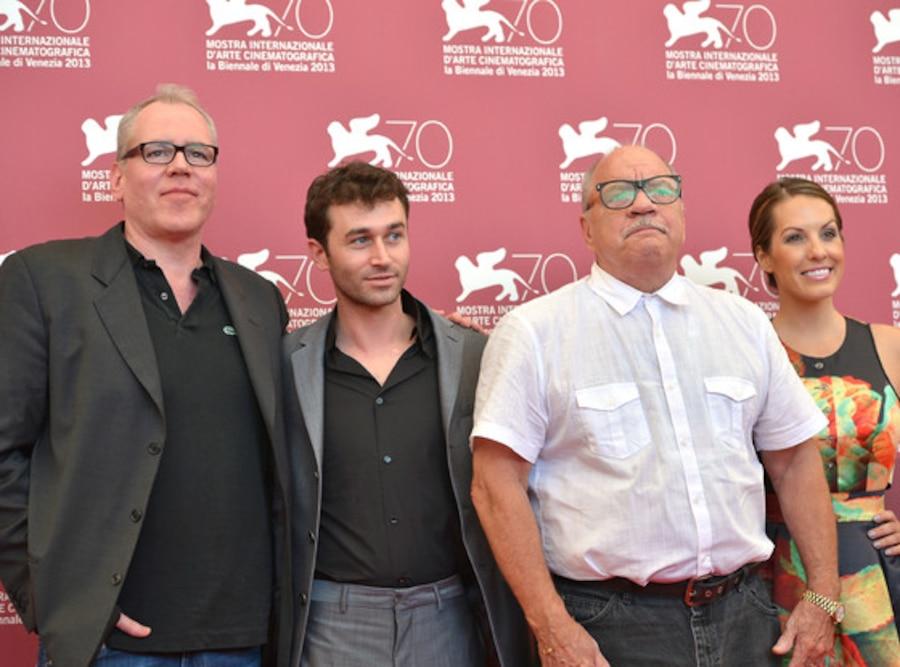 The Canyons, Bret Easton Ellis, James Deen, Paul Schrader, Tenille Houston, Venice Film Festival