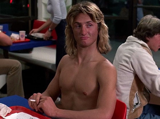 Fast Times at Ridgemont High, Sean Penn
